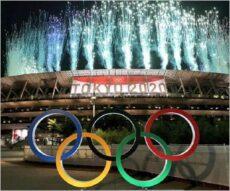 東京五輪の開会式