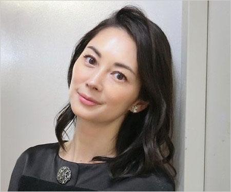 現在の伊東美咲の顔画像