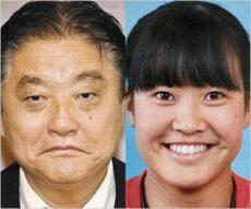 河村たかし市長と後藤希友投手