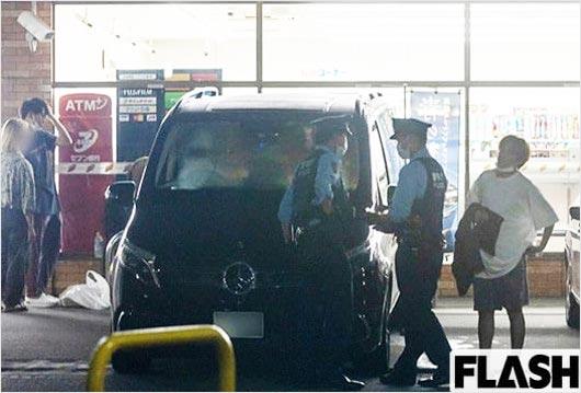 フラッシュのコムドット警察沙汰騒音トラブル現場画像